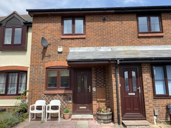 Thumbnail Terraced house for sale in Vallis Close, Poole
