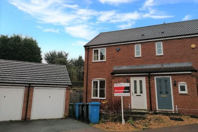 3 bed property to rent in Forge Close, Churchbridge, Cannock WS11
