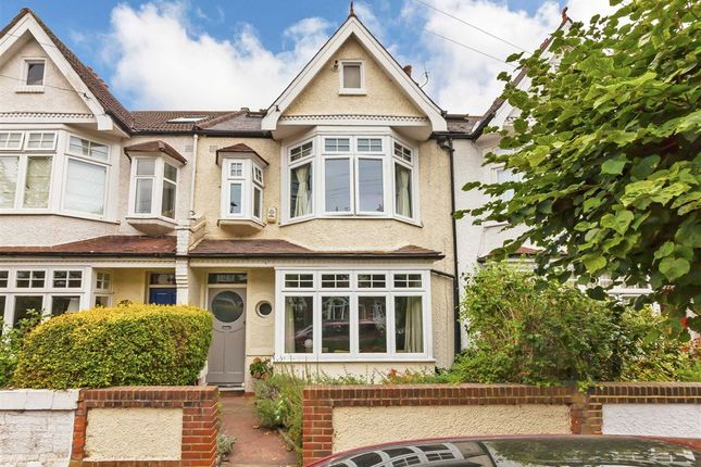 Thumbnail Terraced house for sale in Chatsworth Avenue, London
