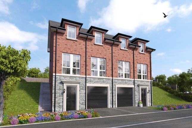 Thumbnail Semi-detached house for sale in Blackwood Manor, Mountain Road, Newtownards