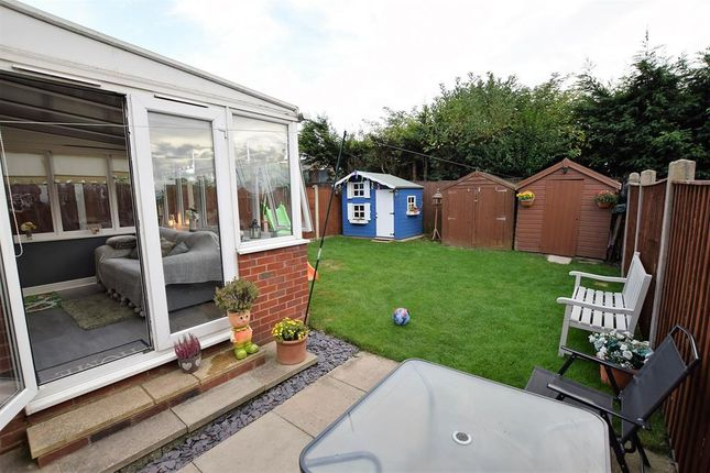 Garden of Temple Road, Scunthorpe DN17