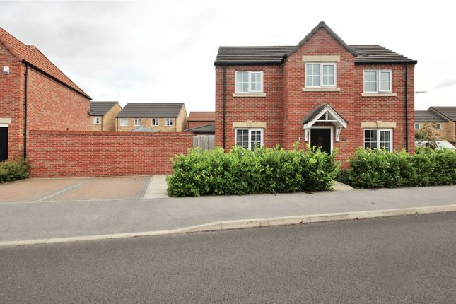 Thumbnail Detached house for sale in Chatsworth Drive, Elloughton