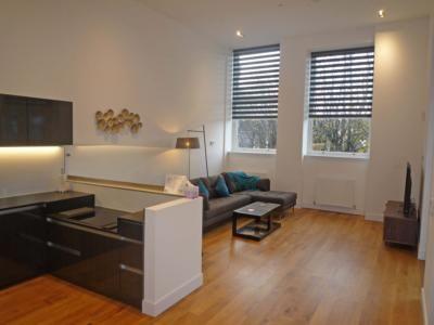 Thumbnail Flat to rent in Gordondale House, Gordondale Road