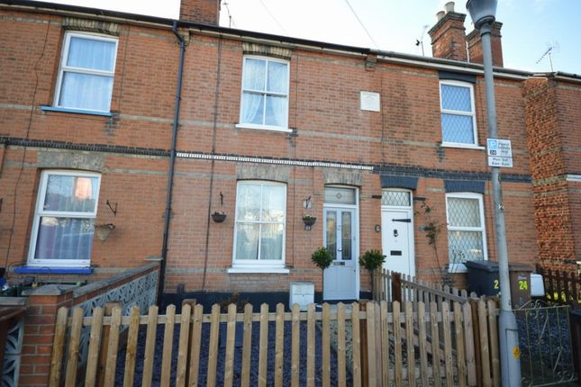 Thumbnail Terraced house for sale in Rochford Road, Chelmsford