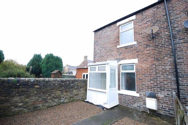 3 bed semi-detached house for sale in Teasdales Court, Haltwhistle NE49