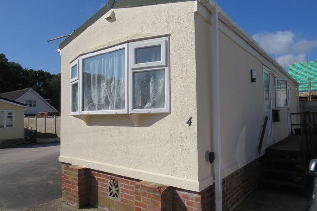1 bed mobile/park home for sale in Ashley Wood, Tarrant Keyneston, Blandford Forum DT11