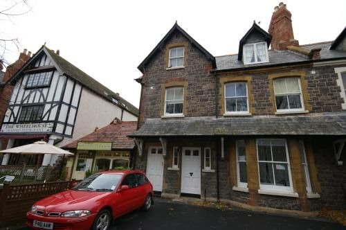 Thumbnail Flat to rent in The Avenue, Minehead