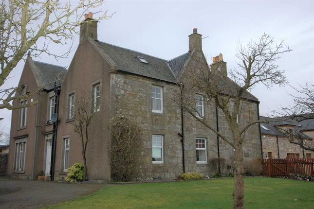 Thumbnail End terrace house for sale in Bishops View, Gairneybridge, Kinross