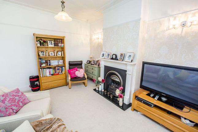Living Room of Lindley Street, Milnsbridge, Huddersfield HD3