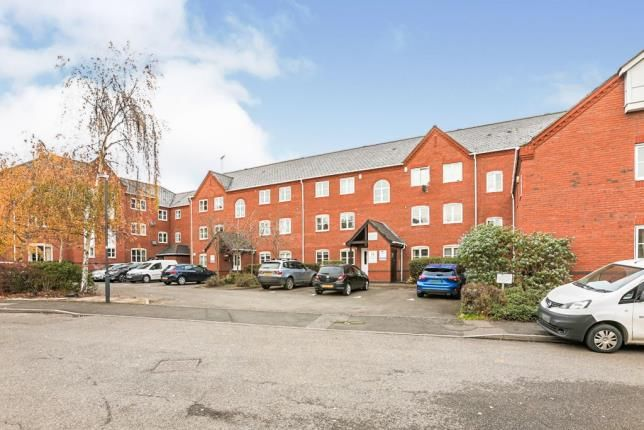 Thumbnail Flat for sale in Gas Street, Leamington Spa