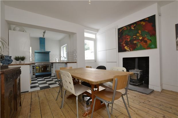 Thumbnail Terraced house for sale in Cobourg Road, Montpelier, Bristol