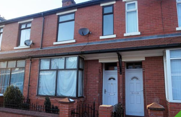 Thumbnail Terraced house to rent in Bluestone Road, Moston