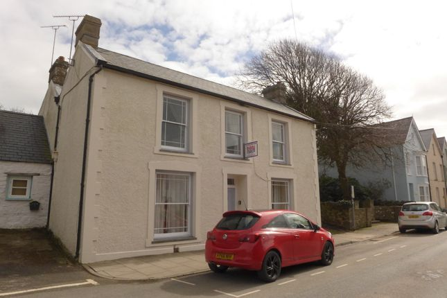 Thumbnail Flat for sale in New Street, St David's, Haverfordwest