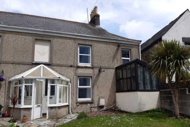 Thumbnail Terraced house to rent in Grants Walk, St. Austell