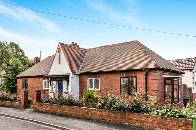 Thumbnail Detached bungalow for sale in Belgrave Terrace, Wakefield