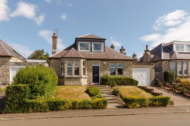 Thumbnail Detached bungalow for sale in 69 Hillview Road, Edinburgh