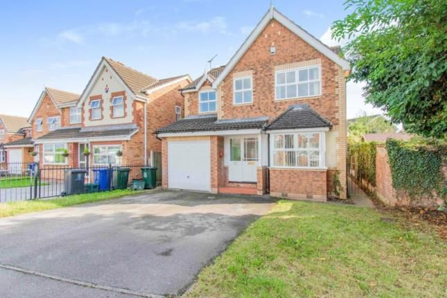 4 bed detached house for sale in Burns Way, Balby, Doncaster DN4