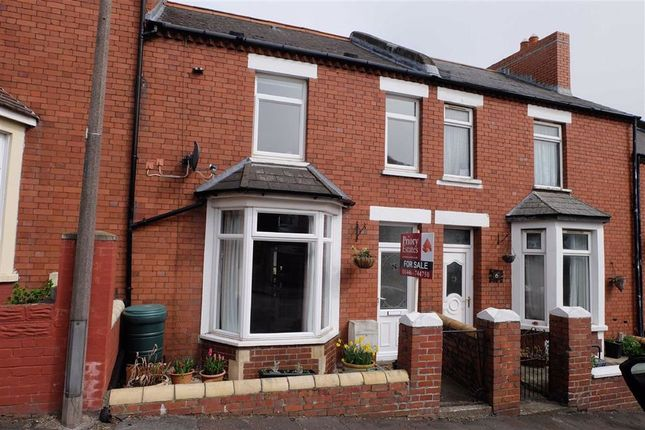 Terraced house for sale in Millward Road, Barry, Vale Of Glamorgan