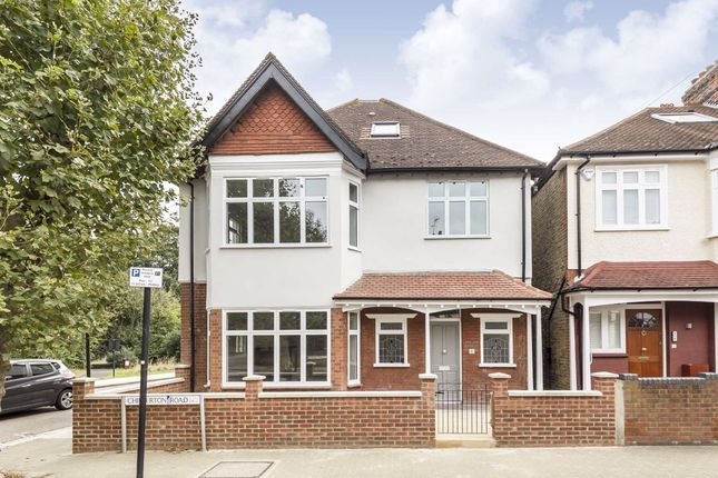 Thumbnail Property to rent in Chillerton Road, Tooting
