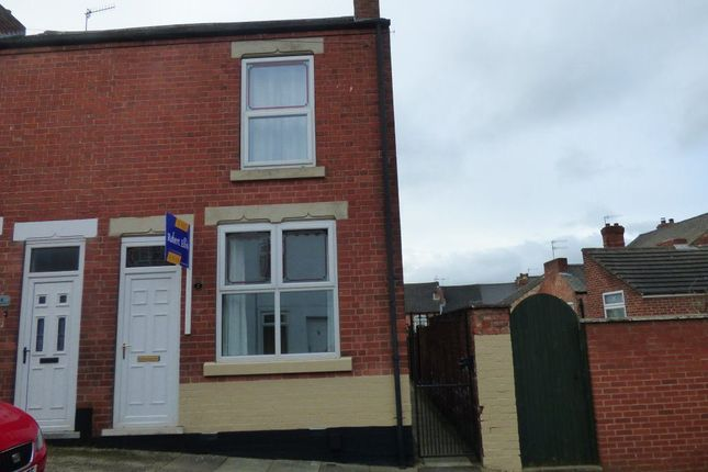 Thumbnail Semi-detached house to rent in Lawrence Street, Stapleford, Nottingham