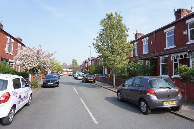 Thumbnail Terraced house to rent in Delamere Road, Levenshulme