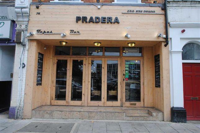 Thumbnail Retail premises to let in High Street, Hornsey, London