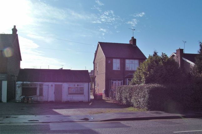 Thumbnail Land for sale in Welsh Road, Garden City, Deeside