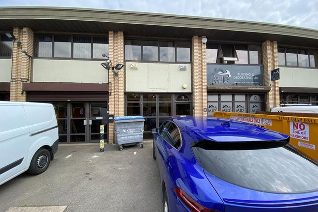 Thumbnail Commercial property to let in Culpeper Close, Medway City Estate, Rochester