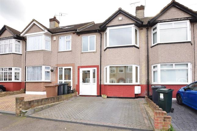 Thumbnail Terraced house for sale in Dorchester Close, Dartford, Kent