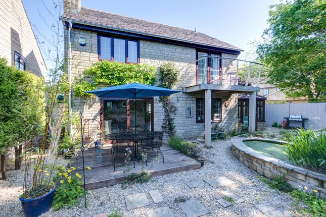 Thumbnail Detached house for sale in Lakeside, South Cerney, Gloucestershire