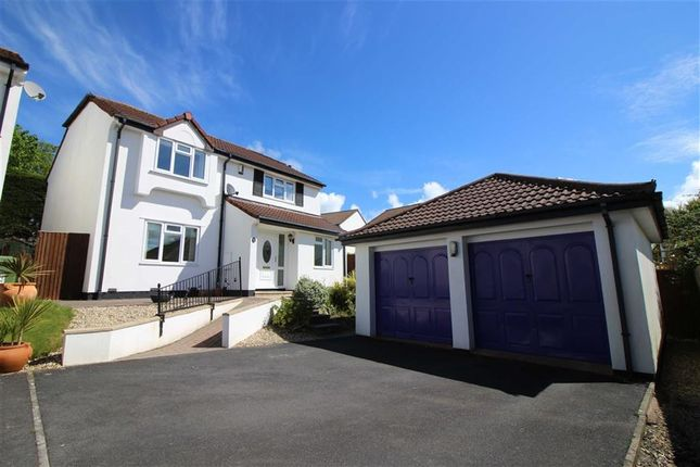 Thumbnail Detached house for sale in Meadowsweet Lane, Roundswell, Barnstaple