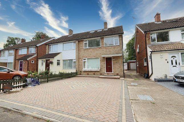 Thumbnail Semi-detached house to rent in Northend, Brentwood