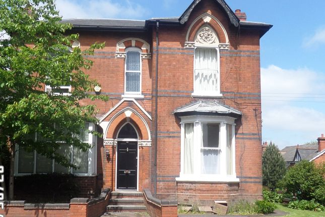 Thumbnail Flat to rent in Lysways Street, Walsall, West Midlands