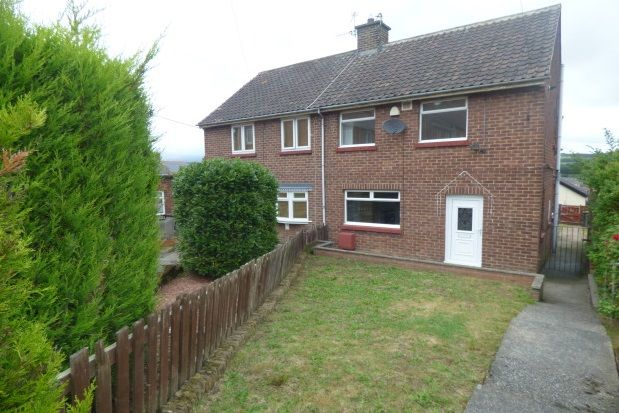 Thumbnail Property to rent in East Clere, Langley Park, Durham