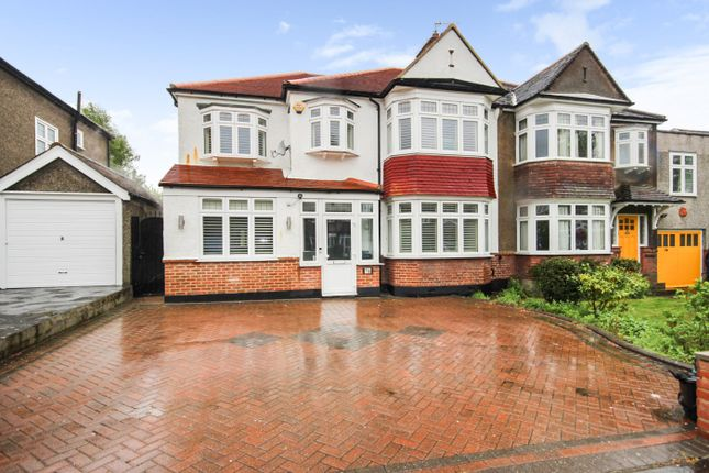Thumbnail Semi-detached house to rent in Shirley Avenue, Croydon