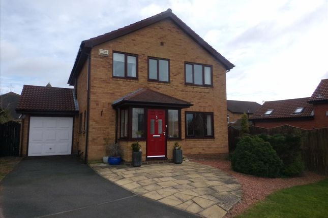 Thumbnail Detached house to rent in Hartford Court, Bedlington