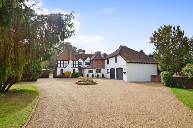 Thumbnail Detached house for sale in Wyndham Lea, West Chiltington, West Sussex