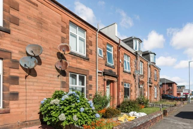 External of Fullarton Street, Kilmarnock, East Ayrshire KA1