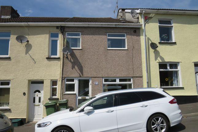 Thumbnail Terraced house for sale in Pritchard Terrace, Fleur De Lis, Blackwood