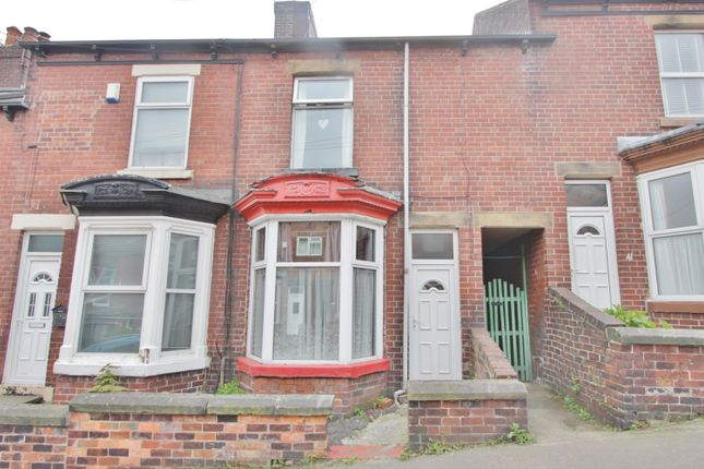 Thumbnail Terraced house for sale in Hunter Hill Road, Hunters Bar, Sheffield