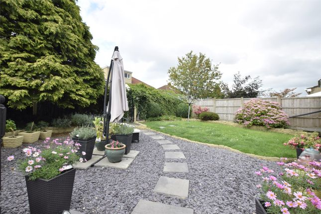 Rear Garden of Hollyguest Road, Hanham BS15
