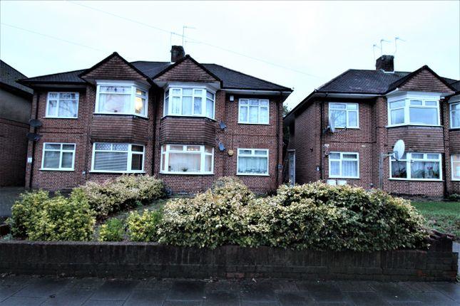 Thumbnail Maisonette to rent in Uxbridge Road, Feltham