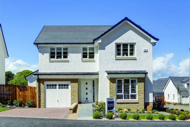 """4 bedroom detached house for sale in """"The Tummel"""" at Fairlie, Largs"""