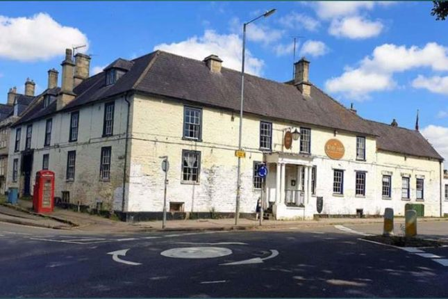 Thumbnail Commercial property for sale in The White Hart Hotel, London Road, Calne, Wiltshire