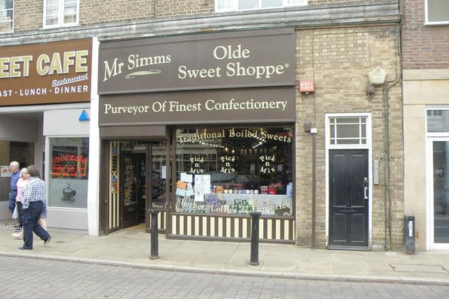 Thumbnail Retail premises to let in 5 Coronation Parade, High Street, Ely, Cambs