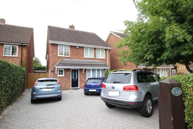 Thumbnail Detached house to rent in Luton Road, Wilstead