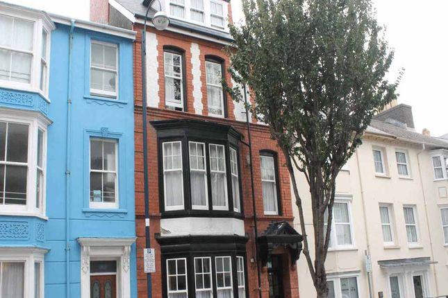 Thumbnail Duplex for sale in Upper Portland Street, Aberystwyth