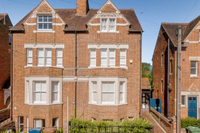 Thumbnail Semi-detached house for sale in Southmoor Road, Oxford