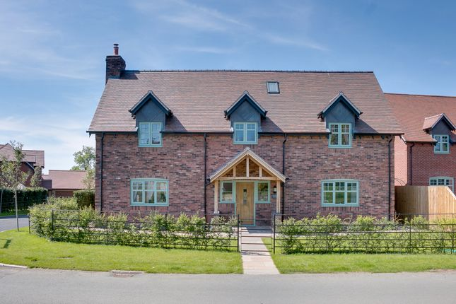 Thumbnail Detached house for sale in Main Street, Bishampton, Pershore