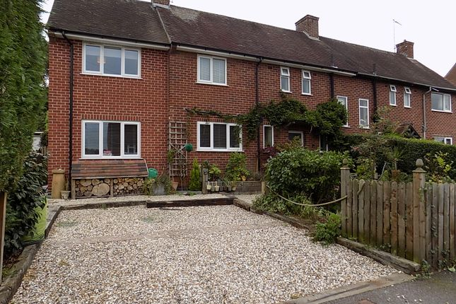 4 bed semi-detached house for sale in Cross Side, Clifton DE6